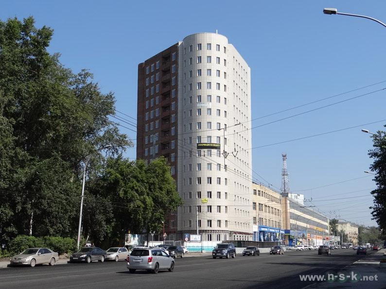 наш новый офис в бизнес-центре по адресу Новосибирск, пр. Дзержинского, 1/3