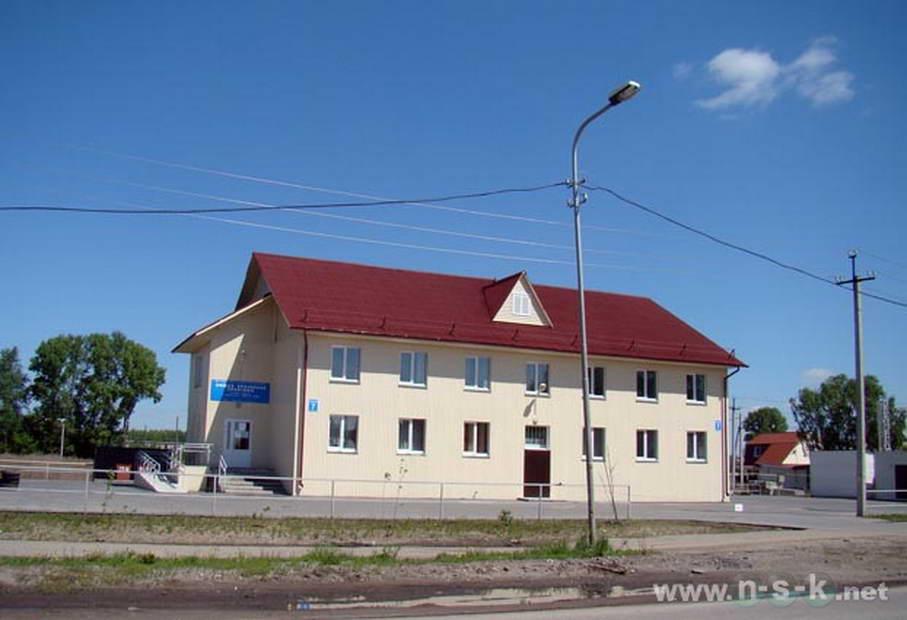 Проект городской поликлиники