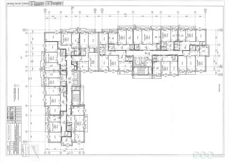 Гоголя, 51, общий план этажа