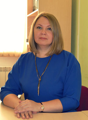 Марина Матвеева, отдел Кадастровой палаты по Новосибирской области