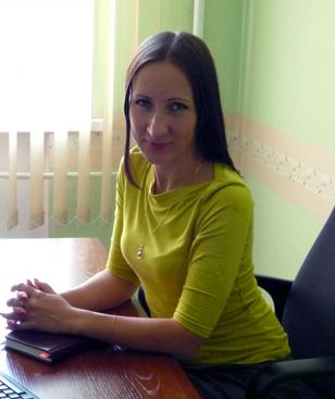 Наталья Богданова, начальник территориального отдела Кадастровой палаты по Новосибирской области
